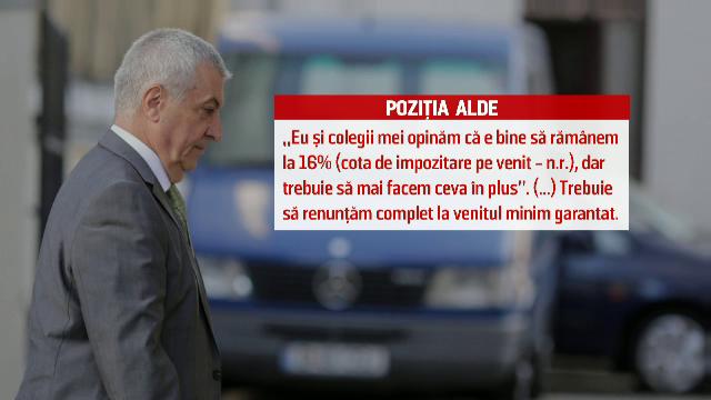 Tariceanu nu e de acord cu Dragnea: