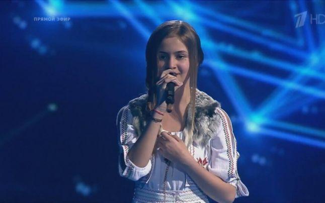 Iuliana Beregoi, interpretare de senzatie in finala