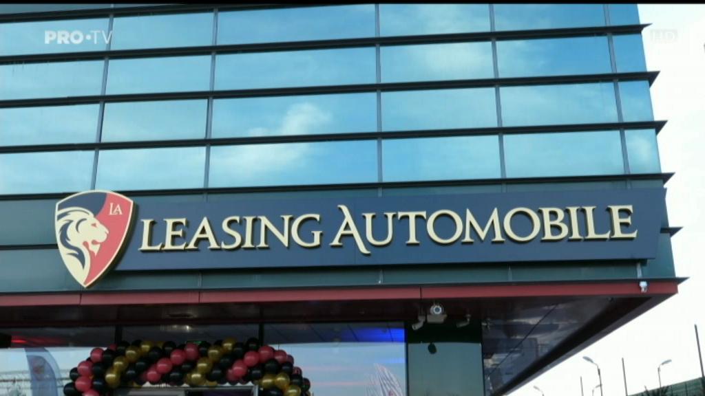 (P) Leasing Automobile a deschis un sediu și la București