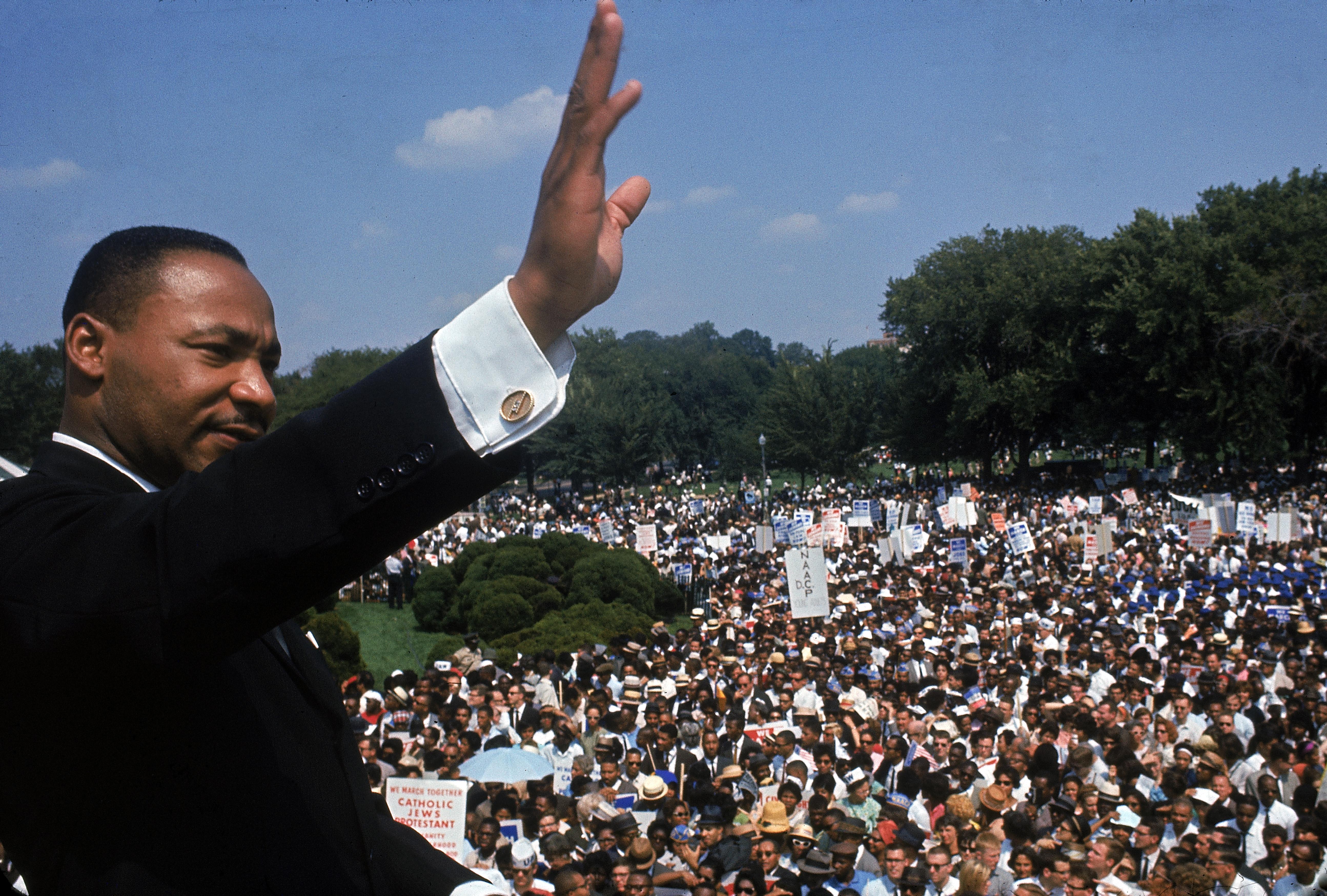 Activistul și predicatorul Martin Luther King Jr., comemorat la 50 de ani de la asasinare