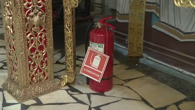 Măsuri de siguranţă în biserici de Înviere.