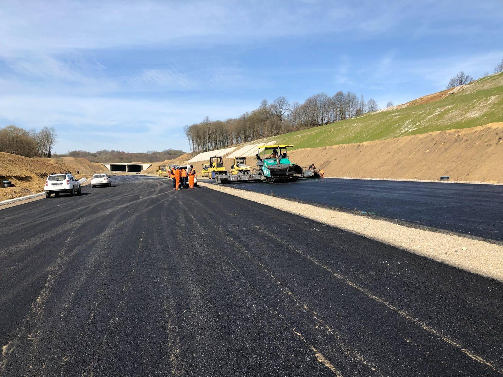 Asociaţia Pro Infrastructură: Lotul 3 al autostrăzii A1 Lugoj-Deva este în pericol de reziliere