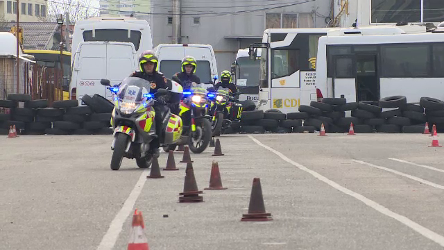 """Paramedici SMURD pe motociclete, în Capitală. """"Ne pregătim să ajungem cât mai repede"""""""