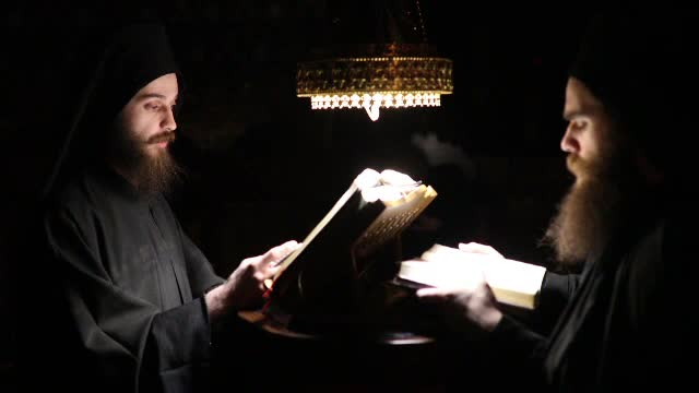 Tainele mănăstirilor de la Muntele Athos.