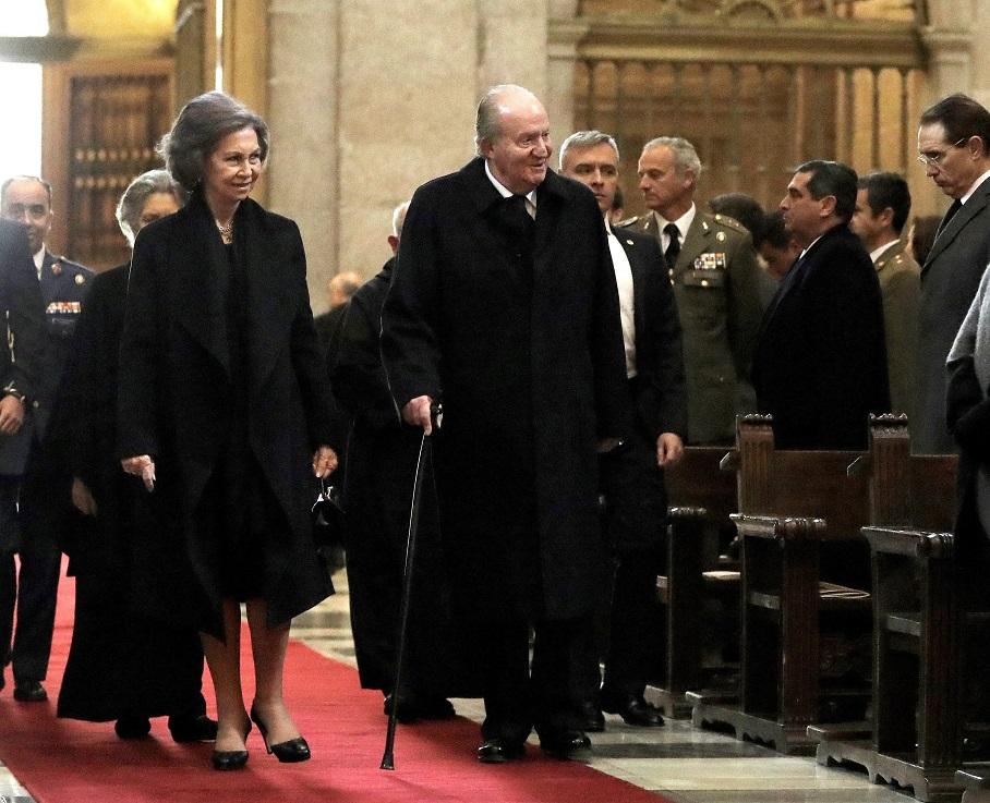 Fostul rege al Spaniei, operat pe inimă. Juan Carlos a fost supus unui triplu bypass