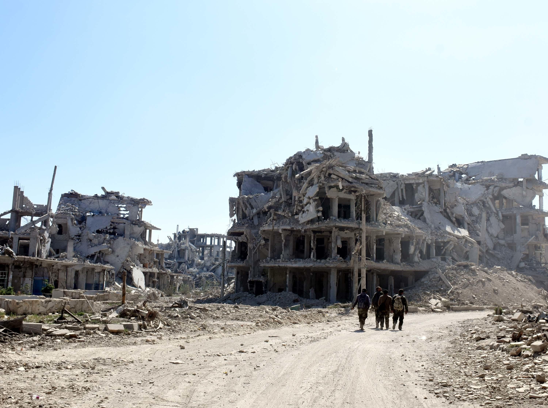 Regimul Assad ar fi lansat un atac chimic asupra ultimilor rebeli din Ghouta