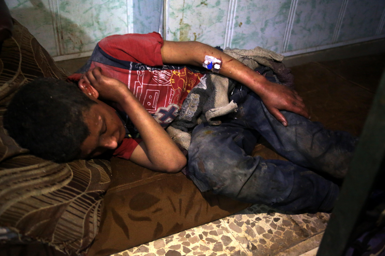 """Trump, după presupusul atac chimic din Siria: """"Cei care îl susțin pe animalul de Assad vor plăti scump"""""""