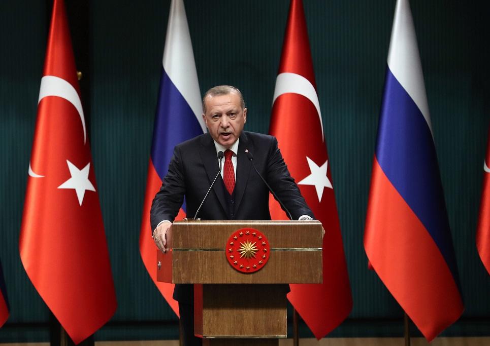 Erdogan anunţă alegeri anticipate în Turcia pentru data de 24 iunie