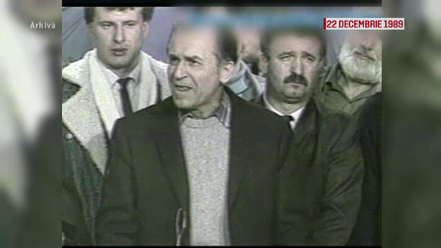 ÎCCJ restituie la Parchetul Militar dosarul Revoluţiei în care Ion Iliescu este judecat pentru infracțiuni contra umanității