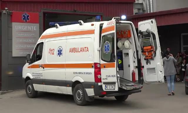 Bărbat rănit după ce a fost atacat cu o substanță periculoasă, posibil acid sulfuric
