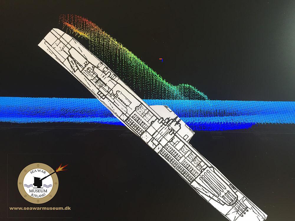 Epava unui submarin nazist, dispărut în timpul celui De-al Doilea Război Mondial, descoperită în Marea Skagerrak