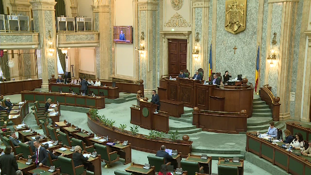 Legea offshore, trimisă la reexaminare de Iohannis, a fost adoptată în Senat