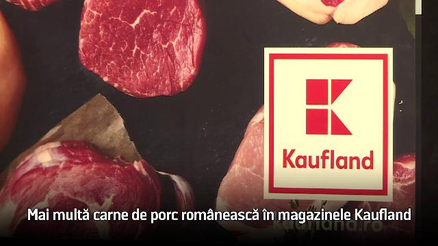 (P) De astăzi avem primul Raft Românesc, lansat în magazinele Kaufland
