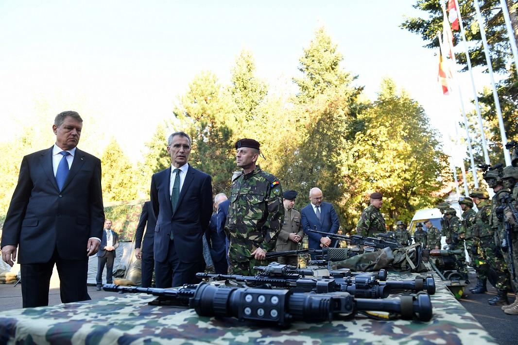 Iohannis, despre amenințările la adresa României: a folosit o expresie în engleză pentru a descrie cele mai mari pericole