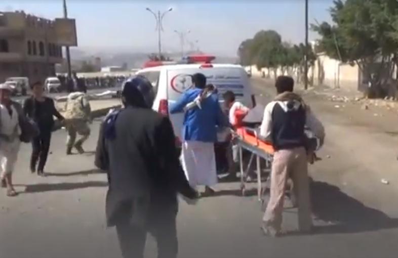 Nuntași uciși în urma unui raid aerian saudit. Mireasa se numără printre victime