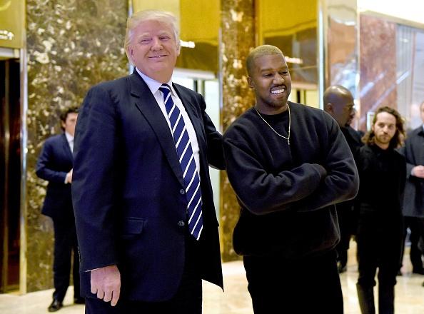 Laude pe Twitter pentru Trump din partea lui Kanye West. Reacția lui Kim Kardashian la postarea soțului
