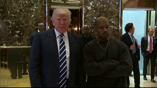 Kanye West și-a declarat simpatia pentru Donald Trump, pe Twitter