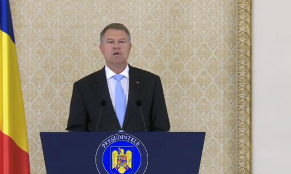 Preşedintele Klaus Iohannis sesizează CCR în legătură cu legea privind ANCOM