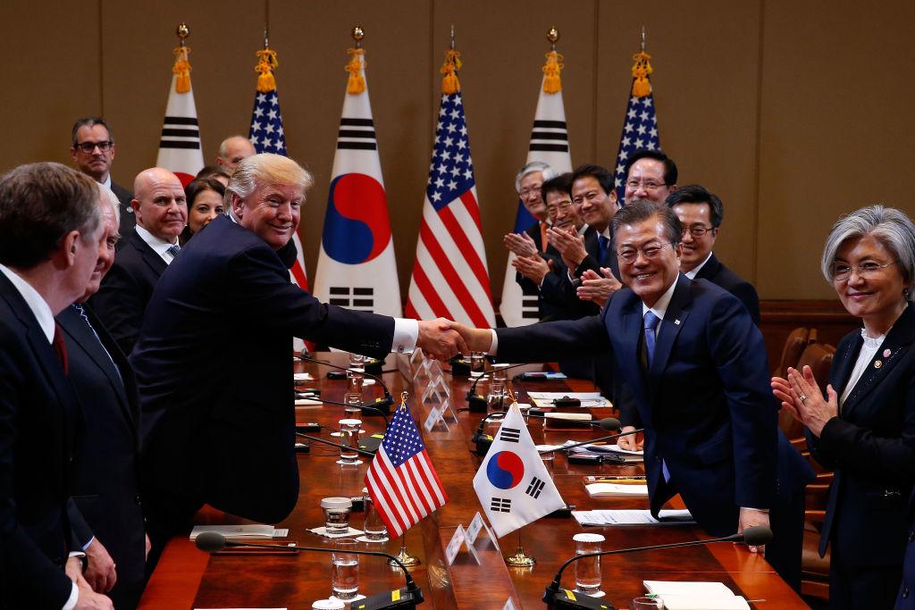 Președintele Coreei de Sud: Trump ar trebui să câștige Premiul Nobel pentru Pace