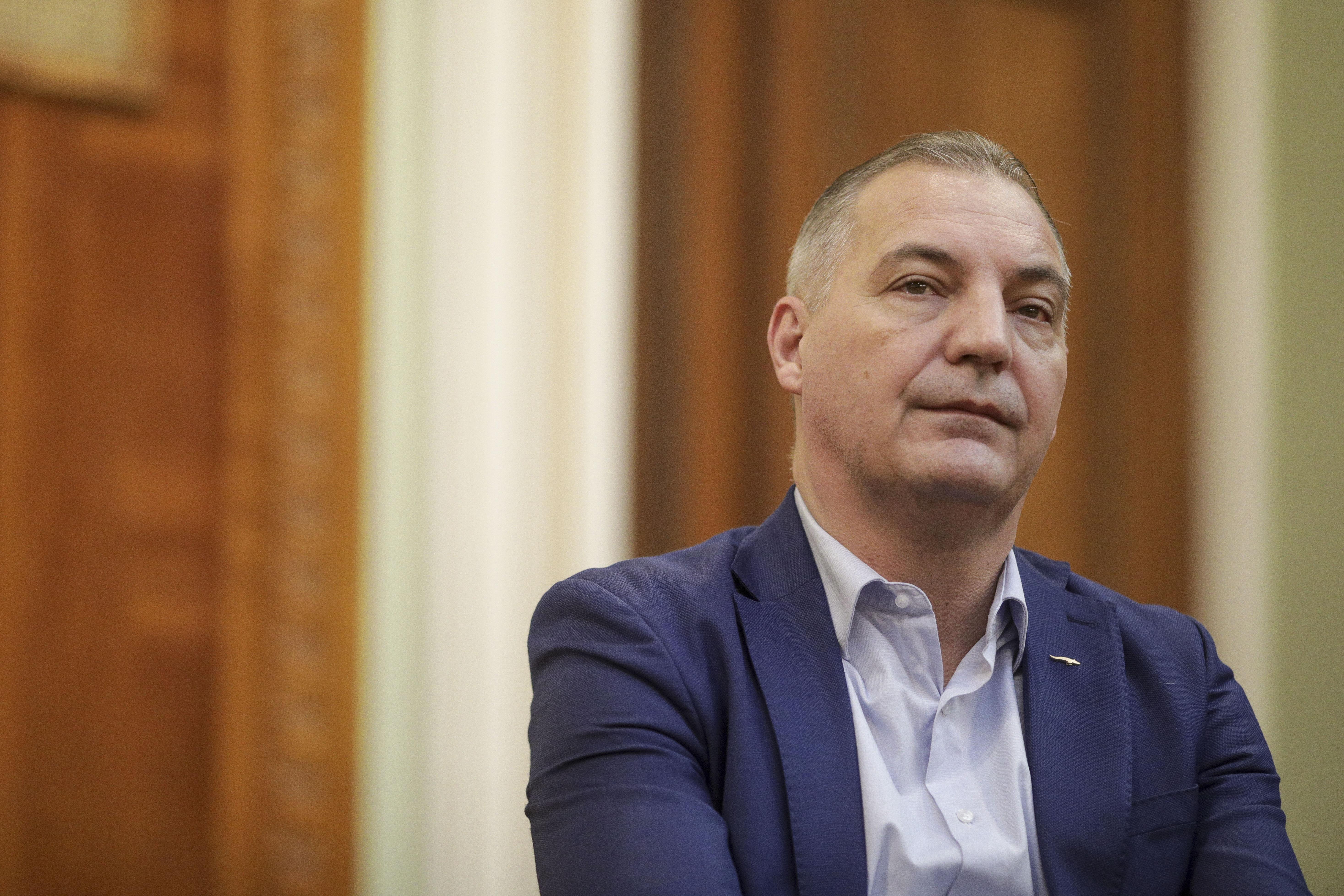 Fostul trezorier al PSD Mircea Drăghici, condamnat în primă instanță la 5 ani închisoare pentru delapidare