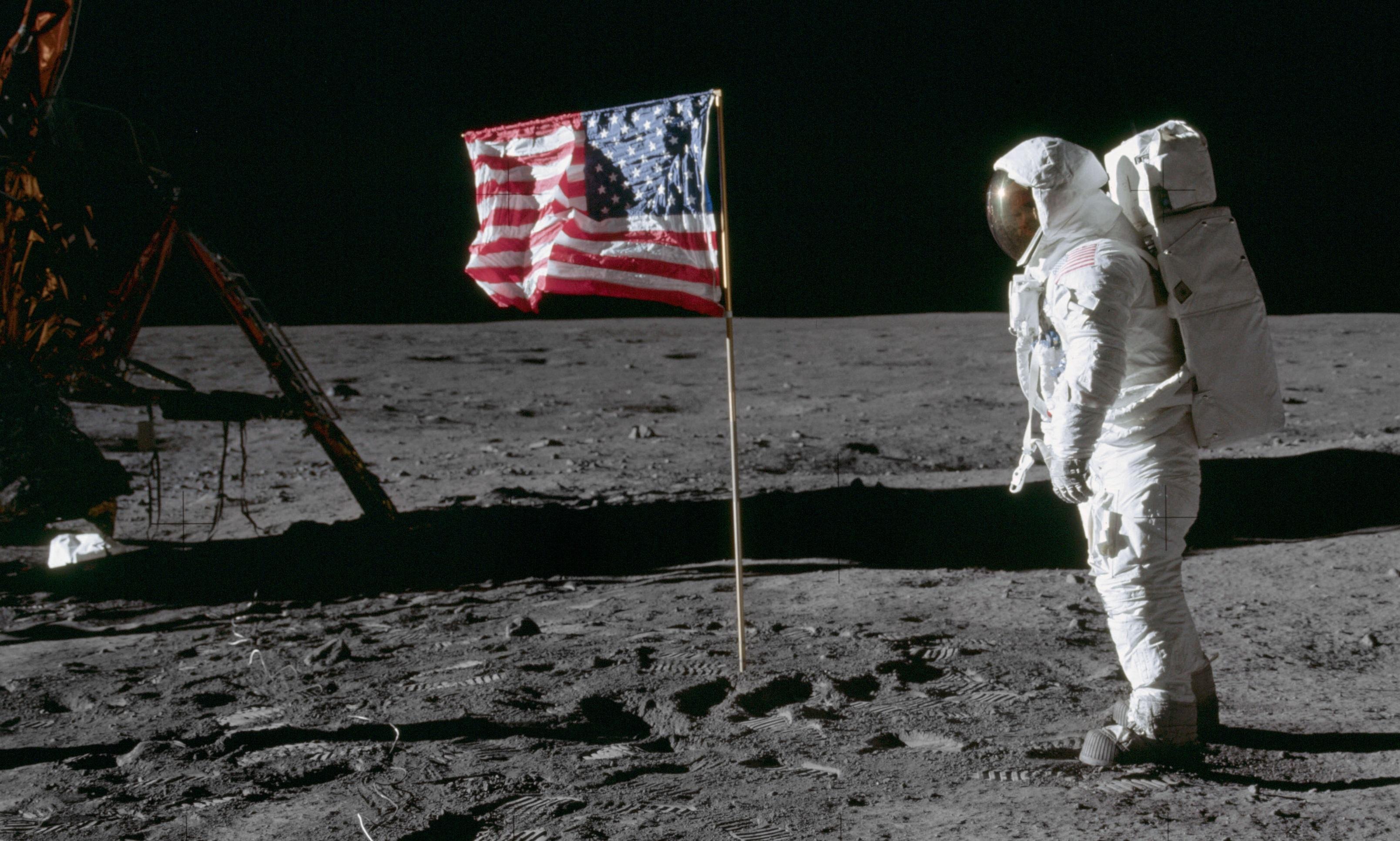 50 de ani de la misiunea Apollo 11. Ce s-a întâmplat cu filmul original al aselenizării