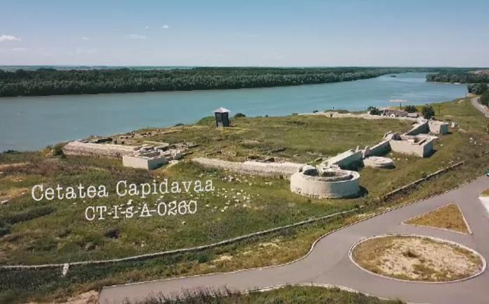 Cetățile dacice, arse si devastate în ritualuri. Castrele romane, distruse cu fier beton