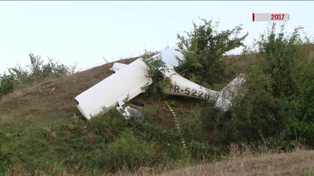 Cazul accidentului aviatic din Iași. Combustibilul folosit a provocat oprirea motorului