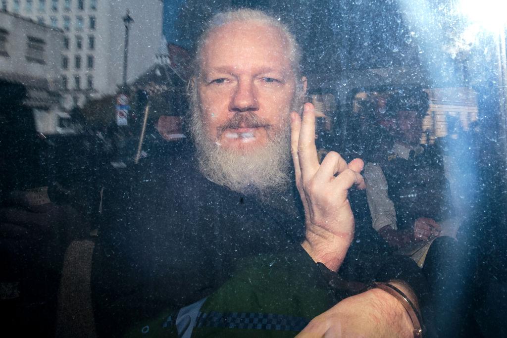 Președintele ecuadorian: Assange a încercat să creeze un