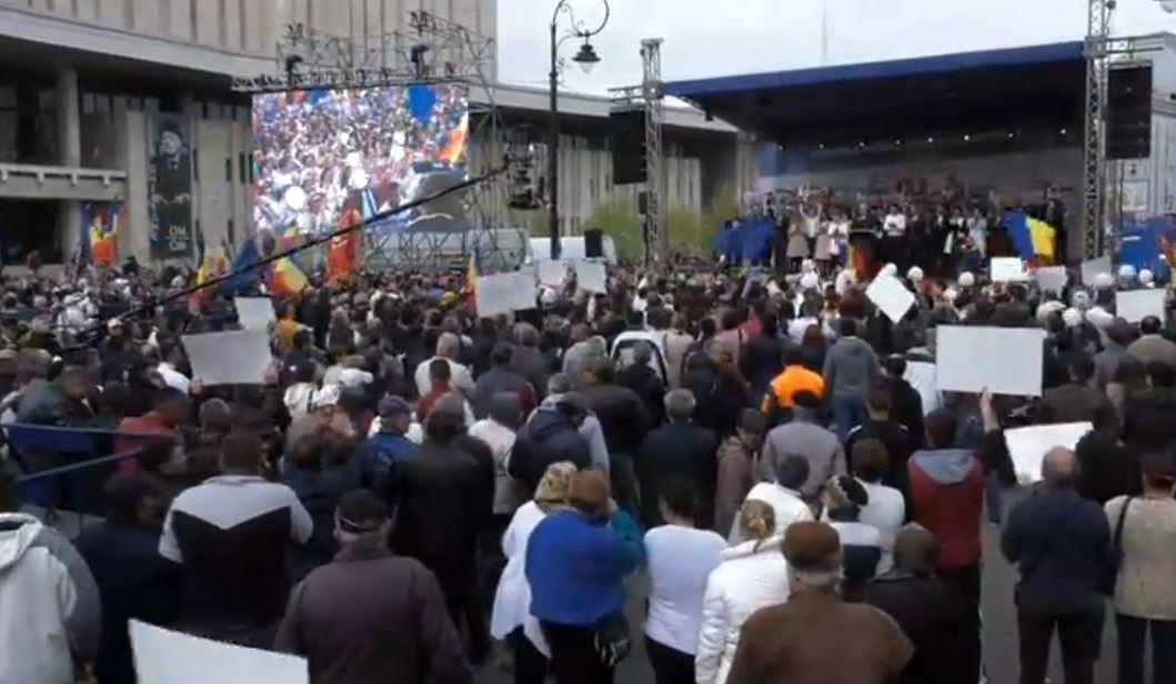 Miting PSD la Iași pe 9 mai. Mihai Chirica: