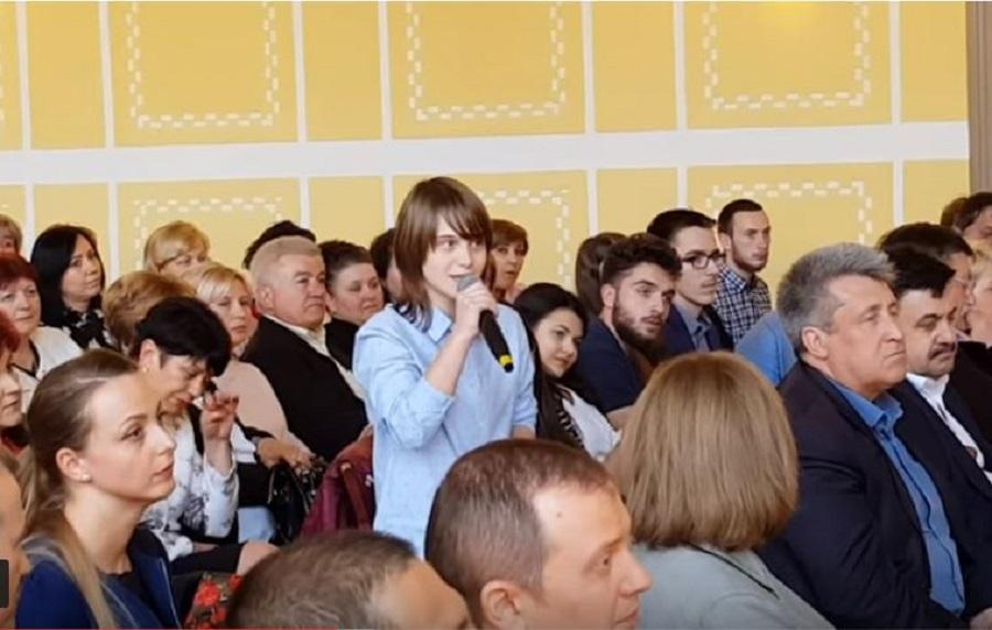 """Ecaterina Andronescu, către eleva care a dat foaia goală la BAC: """"Ești un copil rebel"""""""