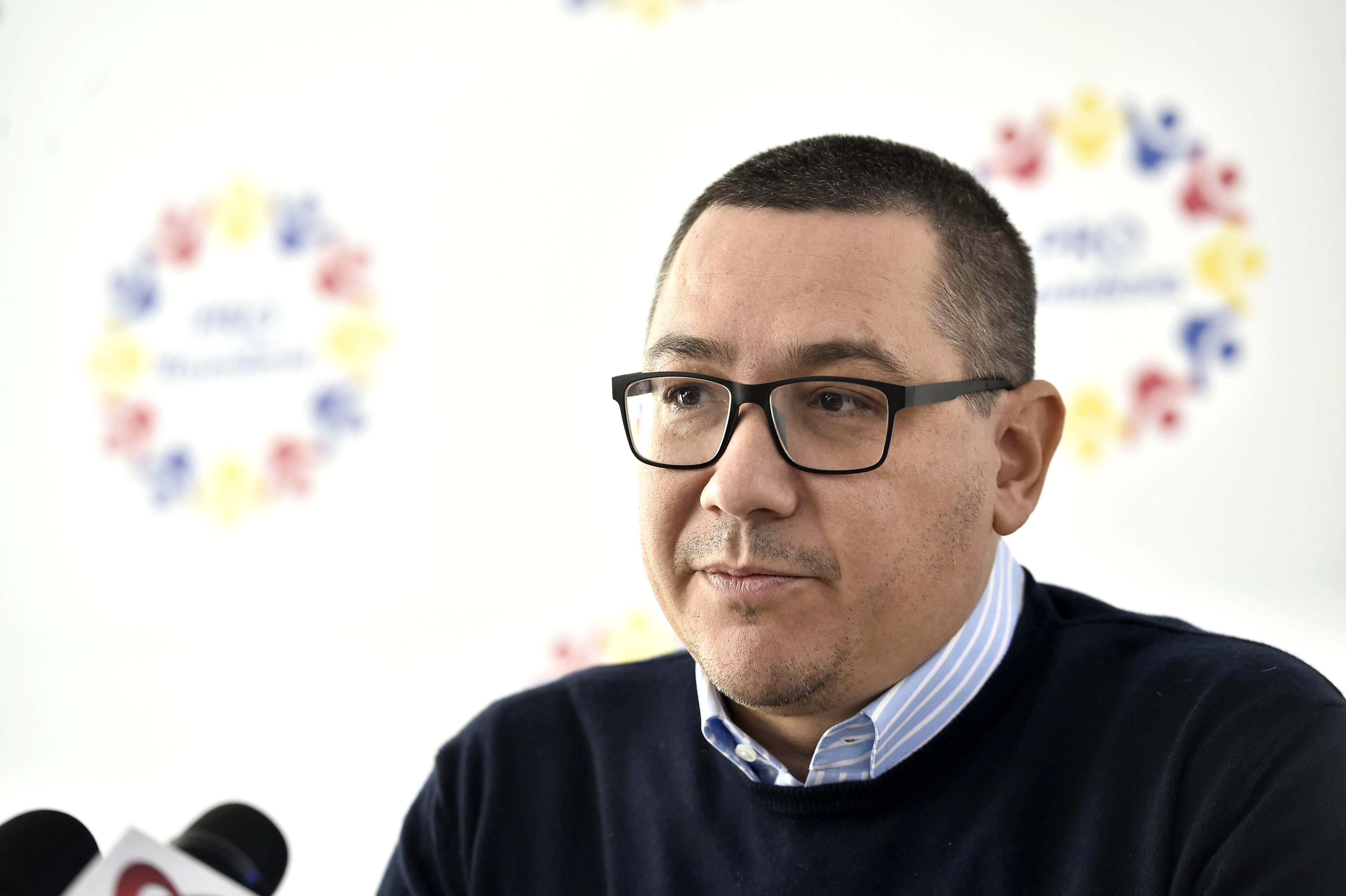 Ponta: Vrem impozitare progresivă pentru toată lumea. Teodorovici, curajos doar un pic