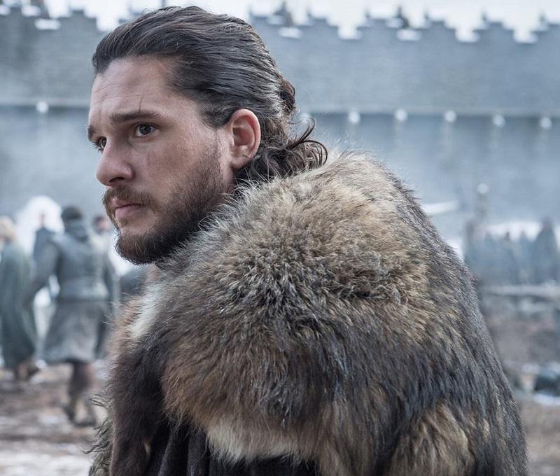Detaliul observat de fani în noile fotografii din următorul episod Game of Thrones