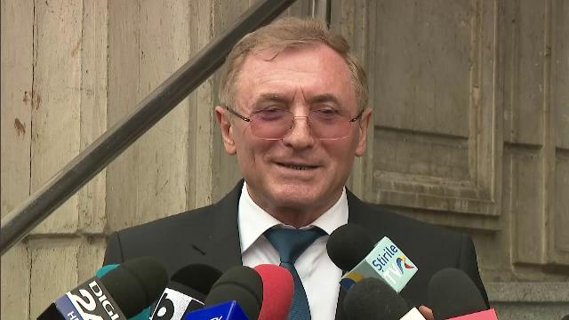 Augustin Lazăr solicită daune morale de 1 leu Ministerului Justiţiei