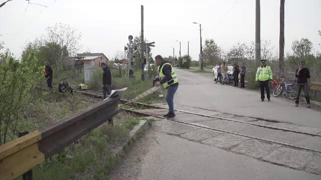 Bărbat ucis de tren în timp ce aduna fier vechi. Cum s-a petrecut tragedia