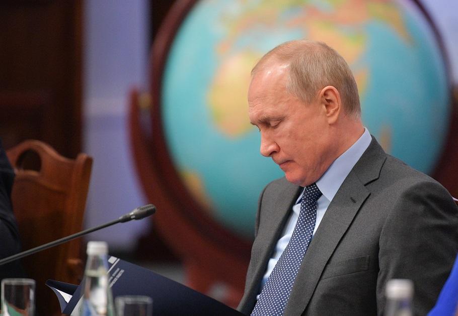Anunţul lui Putin despre Ucraina, după victoria unui comic în alegeri.