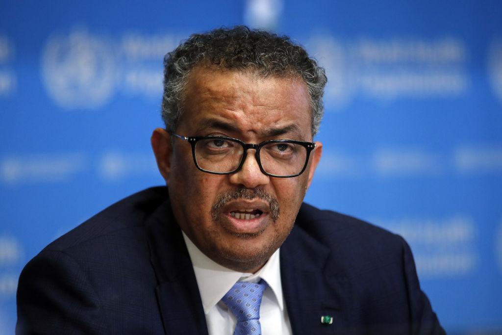 Directorul general al OMS denunţă