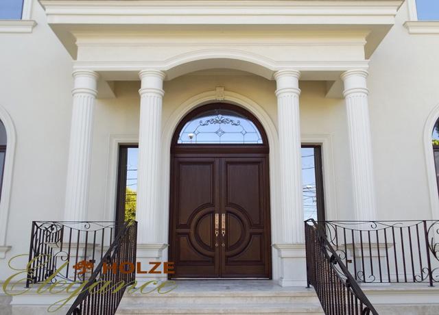 (P) Holze, sau de ce ferestre și uși din lemn stratificat natural customizate ?