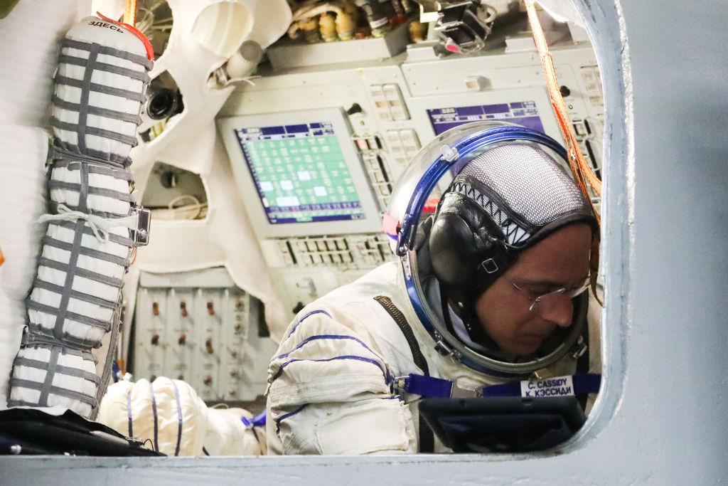 Anunț înainte de lansarea către ISS: echipajul capsulei Soyuz nu are coronavirus
