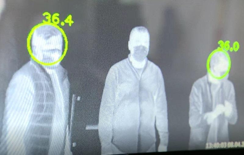 Cum arată scanerul termic produs în România cu tehnică împrumutată de la blindatele Piranha