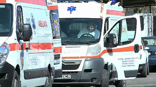 Un biciclist a fost lovit mortal de o autoutilitară, pe DN1