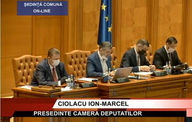 Parlamentul a votat noile conduceri ale ANRE, ASF și ale Consiliului Legislativ