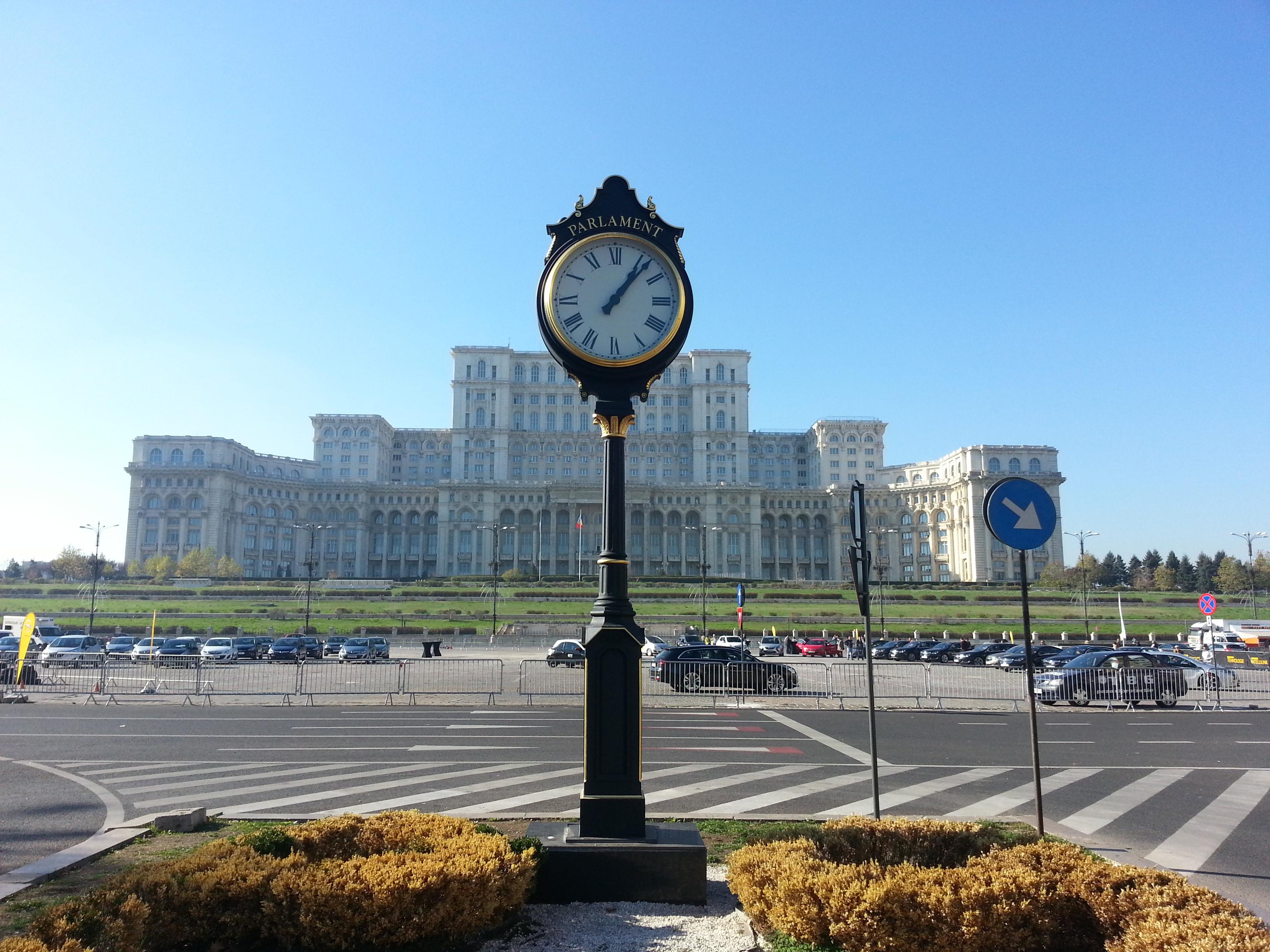 Ce se va proiecta vineri pe Casa Poporului. Se va întâmpla și în Ungaria și SUA