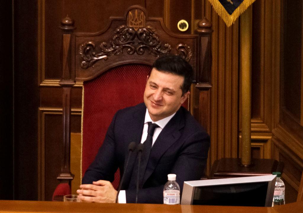 Zelenski, mesaj inedit de Paşte: Stăm acasă, după carantină să ne speriem de cifrele de pe cântar, nu de cele din termometru