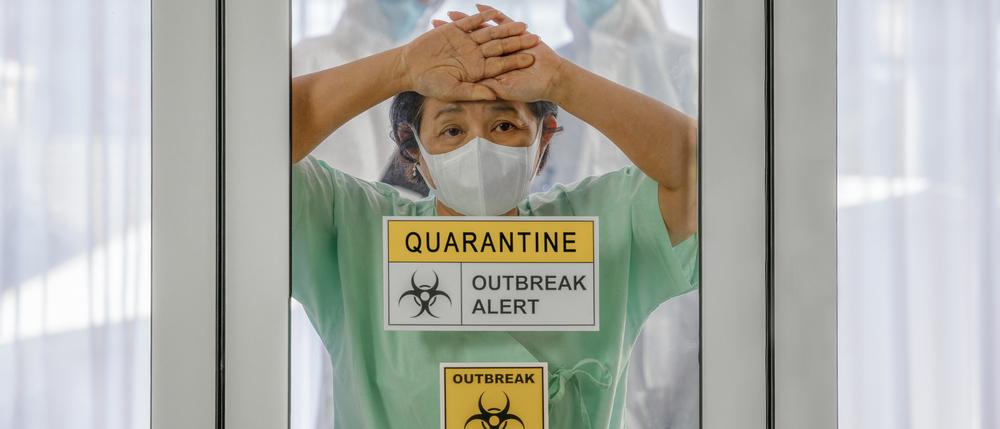 Studiu: Coronavirusul s-ar refugia în testicule, de aceea bărbații sunt mai afectați