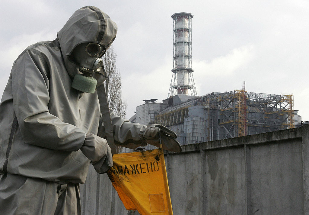 Au trecut 35 de ani de la Cernobîl, cea mai gravă catastrofă nucleară