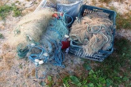 Trei persoane au fost prinse la braconaj pe lacul de acumulare Vidraru