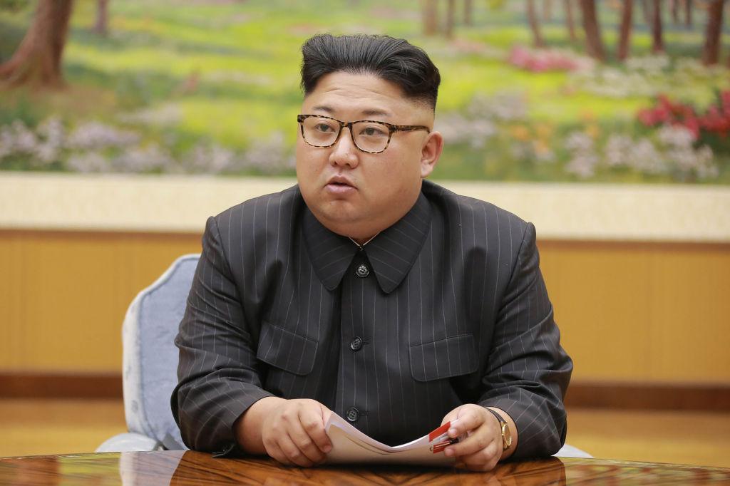 FOTO. Poza trucată cu Kim Jon-un mort, devenită virală în presa internațională