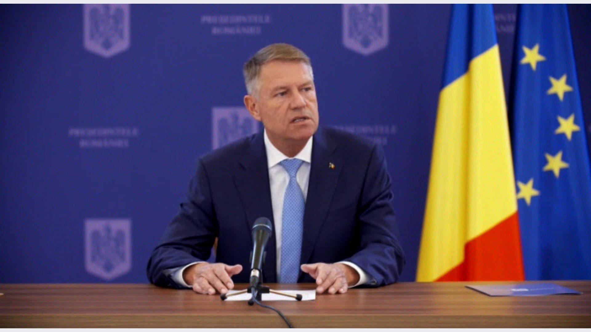 Președintele României, Klaus Iohannis, a convocat noul Parlament pentru luni, 21 decembrie