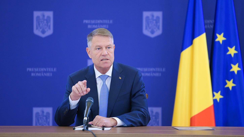 Președintele Klaus Iohannis: Marele PSD se luptă în Parlament să dea Ardealul ungurilor