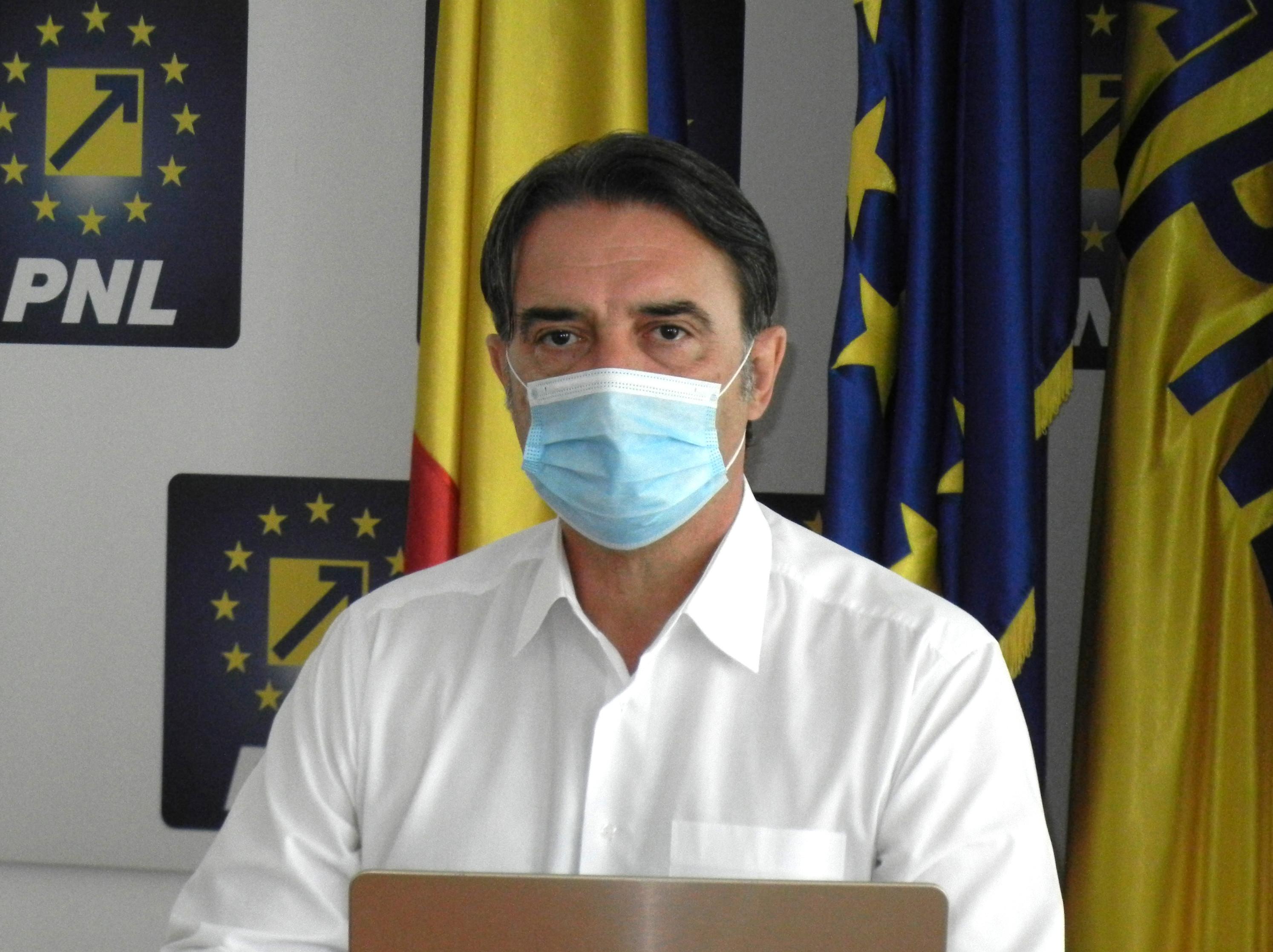 """Deputatul Ioan Cupșă: """"Le dăruim agresorilor brăţări electronice!"""""""